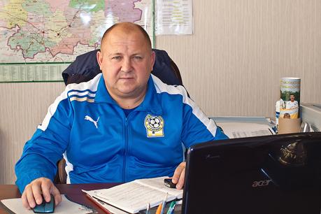 Федотов Юрий Михайлович